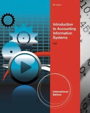 Introduction To Accounting Information Systems, Hall, James A., Used; Very Good