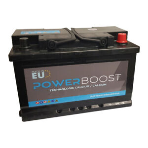 Batterie Voiture Power LB3 12v 70ah 670A