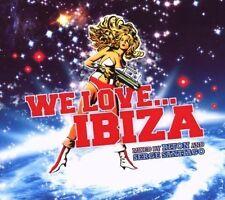 We Love Ibiza (SEALED 2CD) Daft Punk Layo Bushwacka Tiga Gossip Yello David Parr