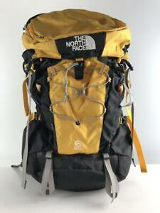 THE NORTH FACE Prophet52 Ylw  Nylon Yellow Back Pack From Japan