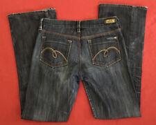 "MAVI ZOE Low Rise Boot Cut Stretch Blue Jeans Size 27/32 (29x30"") Turkey"