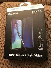 Factory Unlocked Motorola Moto G Stylus Xt2043-4 128Gb New In Box