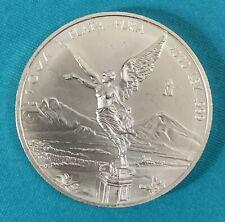 2000 1 oz .999 Silver Mexico Libertad Onza