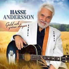 "Hasse Andersson - ""Guld och gröna skogar"" - 2015 - CD Album"