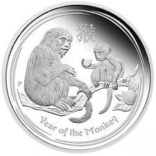 Australia 2016 P S$1 Silver Monkey Proof Coin Australian Bullion