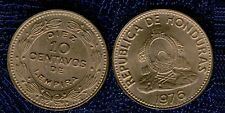 HONDURAS 10 CENT 1974 CU FDC mrm