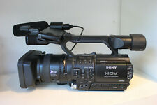 Sony HVR z1e PROFESSIONALE HD Camcorder commercianti