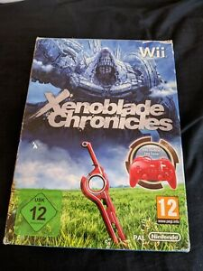 Jeu Nintendo Wii Xenoblade Chronicles, Edition Collector