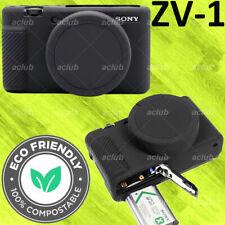 Sony ZV-1 ZV1 Silicone Protective Case Camera Body Skin Cover DN