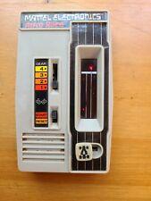 Mattel Electronics Auto Race 1976 Handheld Working Great Game Read Description