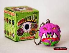 Swine Sucker - Mad Balls 1/24 Keychain Figure Kidrobot Add'l Keychain Ship Free