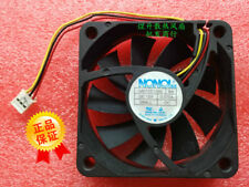 for 1pc Nonoise G6015S12B2-BA 6015 12V 0.07A cooling fan