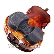 AcoustaGrip Violin Shoulder Rest Protege Charcoal  1/2-1/8