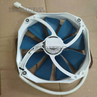 Fan For Phanteks 140mm White High Static Pressure PWM Case Fan, 1600RPM Max