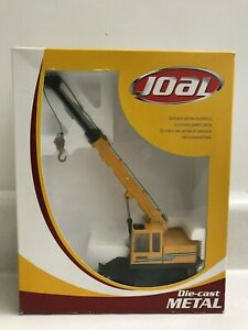 JOAL Akerman  EW200 Telescoping Crane 1:50 Scale REF. 236
