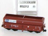 """Fleischmann N 852212 Selbstentladewagen """"Bauart Fad"""" der PKP Cargo - NEU + OVP"""