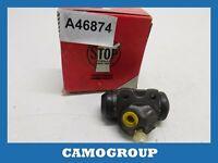 Cylinder Rear Brake Rear Wheel Cylinder Stop PEUGEOT 309 Renault 9