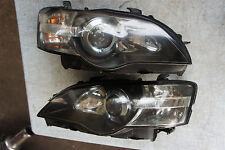JDM Subaru Legacy BPE BP5 BL5 B4 STI OEM HID Xenon HeadLights GT blk housing