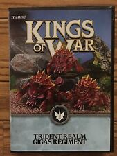 Kings Of War, 2nd Edition: Trident Realm Gigas