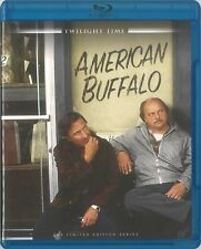Genuine Americal Buffalo (Blu-ray 2014) Twilight Time Limited (1 of 3000) Great!