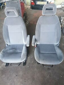 Ford Galaxy /VW Sharan Pair Of Swirvel/captain Front Seats with Airbag