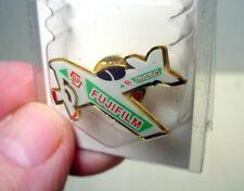Fuji Film Airplane Lapel Pin / Original Packaging