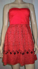 Monsoon Cotton Bandeau Casual Dresses for Women