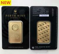 """1 Lingot COLLECTION gold plated """"new model"""""""