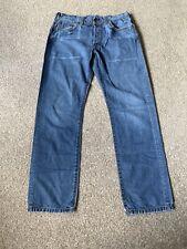 Evisu Jeans 36w X 32 1/2 Leg