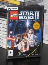 LEGO STAR WARS 2 GIOCO PC-CD WINDOWS NUOVO IMBALLATO