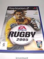 EA Sports Rugby 2005 PS2 PAL *No Manual*