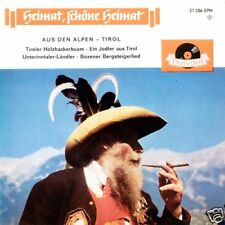 HEIMAT, SCHÖNE HEIMAT Aus Den Alpen - Tirol FR Press EP