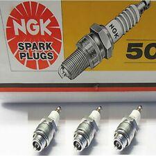für Mäher Freischneider Arbeitsgeräte 2 Stück NGK Zündkerze BPMR7A z.B
