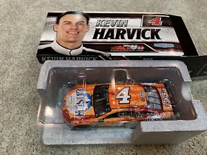 Lionel Racing Action 2017 NASCAR Kevin Harvick Busch Beer Outdoors 1/24 Diecast