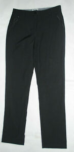 Ladies Size 10 Mountain Warehouse Black Softshell Walking Trousers Outdoors