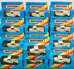 """MATCHBOX MB 38 """"THE AUSTRALIAN"""" - 31 MODELS"""