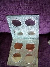 TEALIGHT HOLDERS, SAFETY PLATES, GLASS, SQUARE