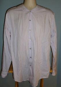 Calvin Klien Men's Dress Shirt Size Tall 17