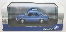Camión de automodelismo y aeromodelismo Solido color principal azul