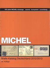 Michel Briefe Katalog Deutschland 2012/2013 NEU und OVP