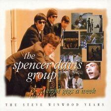 Spencer Davis - Eight Gigs a Week: Steve Winwood Years [New CD] UK - Import