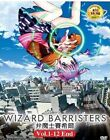 DVD Wizard Barristers Vol.1-12 End + Free Gift 1 Bonus anime + Free Postage