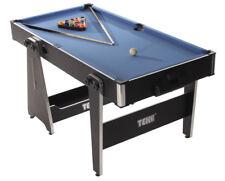 Tekscore 5ft Folding Leg Multi Games Table