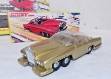 DINKY 100 LADY PENELOPE'S  FAB 1 18 K GOLD PAINT + REPRODUCTION BOX
