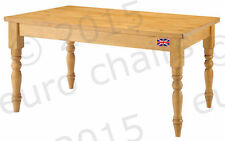 Oak Farmhouse Up to 6 Seats Kitchen & Dining Tables