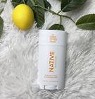 Native Limited Edition Pumpkin Spice Latte Deodorant Aluminum Free New