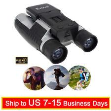 "2"" 1080P Video Recording Binoculars Camcorder Dv 12X32 Digital Telescope Camera"