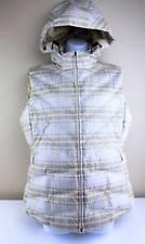 NWT PATAGONIA Ladies XL Slim Fit Down Vest with Fur Lined Zip Off Hood