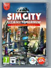 SIMCITY, Cities of Tomorrow Expansion Pack, PC/MAC, Download Version New S