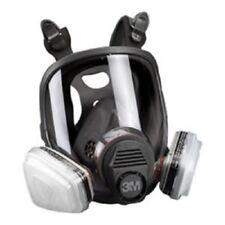 3M 07162 Full Pieza Facial Respirador De Pintura por Pulverización Orgánica Vapor P95, medio 7162